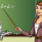 Профессия учитель – женская?