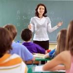 Увлеченный учитель