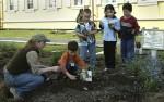 Мероприятие для детей «Москва — мой город – сад» началось