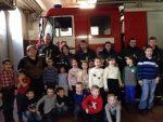 Ученики одной из столичных школ  побывали в гостях у пожарных