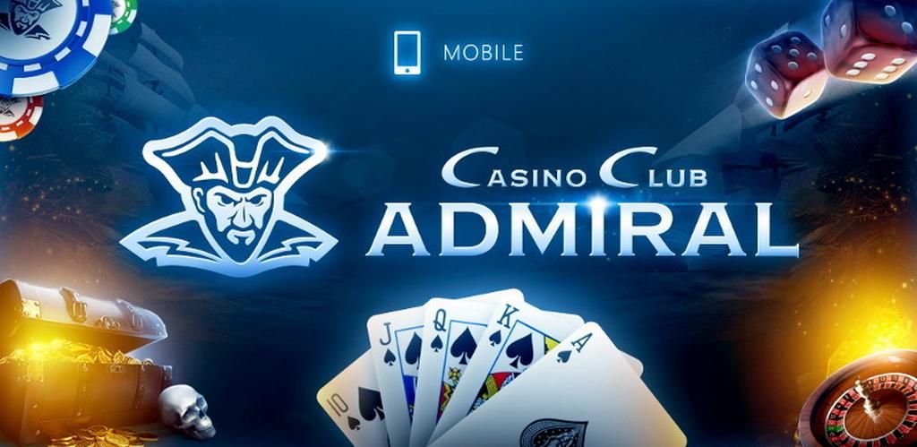 казино клуб адмирал онлайн